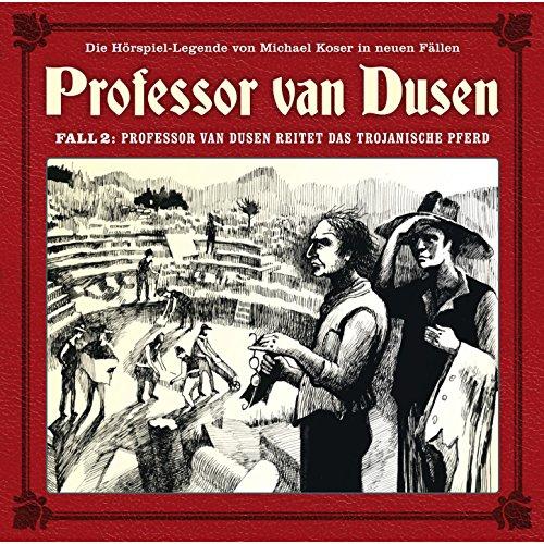 Die neuen Fälle - Fall 02: Professor van Dusen reitet das trojanische Pferd