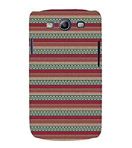 Classic Tribal 3D Hard Polycarbonate Designer Back Case Cover for Samsung Galaxy S3 Neo :: Samsung Galaxy S3 Neo i9300i