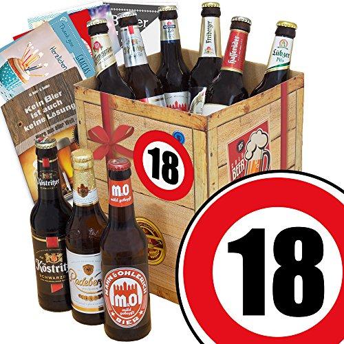 18. Geburtstag Geschenk – SPEZIALITÄTEN Box mit DDR Waren Papa