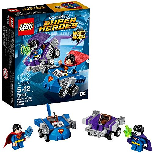 LEGO Super Heroes - Mighty Micros: Superman vs....