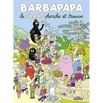 Barbapapa - Le grand cherche et trouve