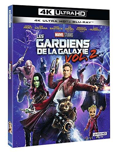 Les Gardiens De La Galaxie, Vol. 2 4k Ultra Hd [blu-ray]