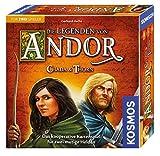 KOSMOS Die Legenden von Andor 692537 - Chada und Thorn, Spiel für zwei