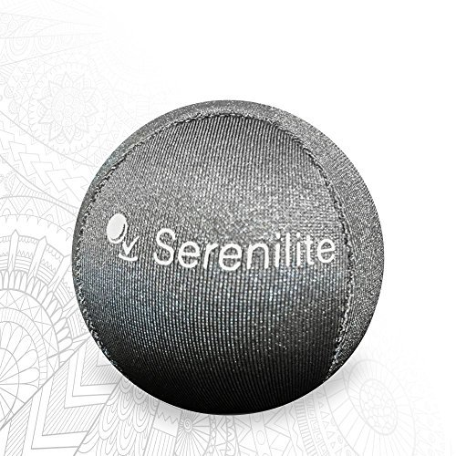 apie Stress Ball - Optimale Stress Relief - Ideal für Hand Übungen und Stärkung, Titan ()