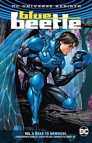 Blue Beetle Volume 3 por Christopher Sebela