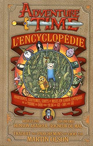 L'encyclopédie Adventure Time