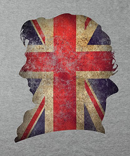 -- Sherlock Union Head -- Boys T-Shirt Sports Grey