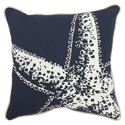 jtartstore-awesome-target-patio-threshold-toss-pillow-navy-starfish-design-18-x-18-inches-by-jtartst