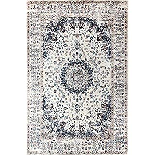 A2Z Rug Nain-1578 Transitional Ivory, 120x170cm-3'11