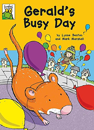 Gerald's Busy Day (Froglets, Band 2) -