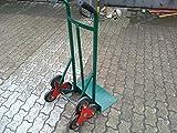 Treppensackkarre Transportkarre Sackkarre Stapelkarre 250 Kg