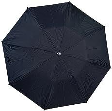 GT Gloptook 3 Fold Printed Ladies Office Umbrella, Fits in Hand Bag, Color & Design May Vary