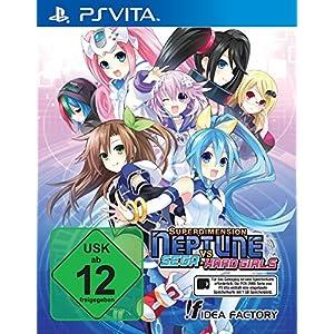 Superdimension Neptune VS Sega Hard Girls Spiel für Konsole [PlayStation Vita]