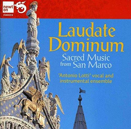Laudate Dominum: Geistliche Musik aus San Marco