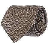 Emporio Armani Krawatte Herren Grau