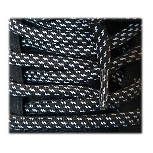 round-rope-shoelaces-125-cm-reflective-high-quality-black