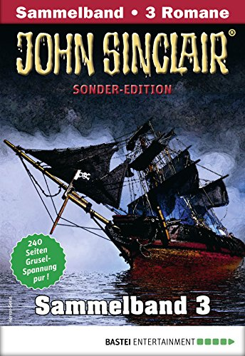 John Sinclair Sonder-Edition Sammelband