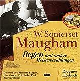 Regen: und andere Meistererzählungen (Diogenes Hörbuch) - W. Somerset Maugham