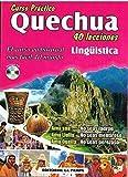 Telecharger Livres Curso de Quechua Curso practico 40 lecciones Libro con CD Nuevo (PDF,EPUB,MOBI) gratuits en Francaise