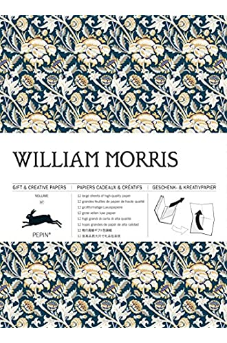 William Morris #67: Gift wrapping paper book