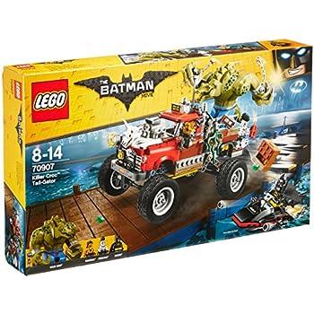 LEGO Batman Movie 70907 - Set Costruzioni La Tail Gator di Killer Croc