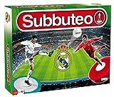 Eleven Force- Real Madrid Subbuteo 40x28-6 años,, Ninguna (63560)