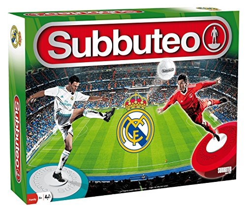 Subbuteo Playset Real Madrid 3ª Edición (2017/18)