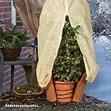 Frostschutz-Heizkabel für Pflanzen, 4m