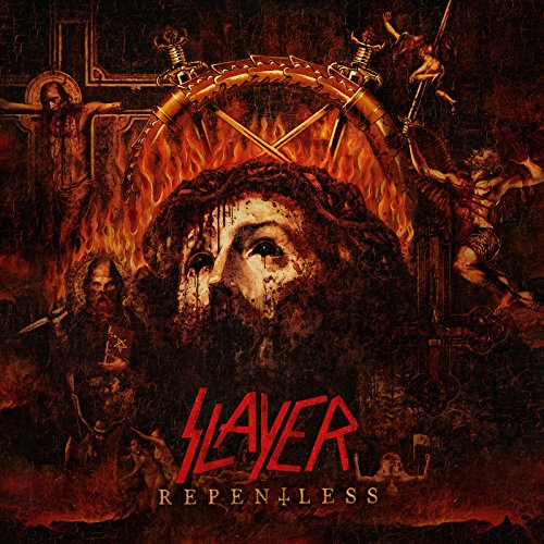 Slayer: Repentless (Audio CD)