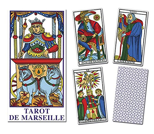 Tarot de Marseille by Jodorowsky por Camoin