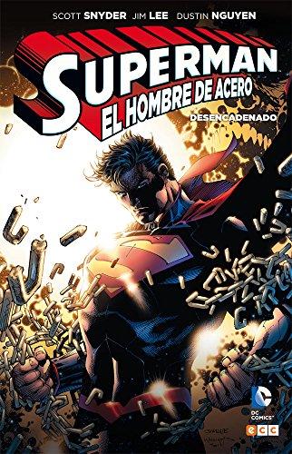 Superman: Desencadenado (Snyder y Lee) por Jim Lee,  Dustin Nguyen Scott Snyder