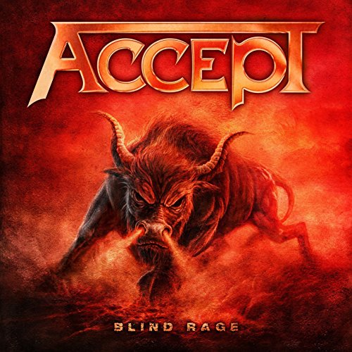 Accept: Blind Rage (Audio CD)
