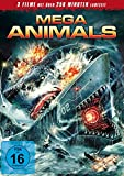 DVD Cover 'Mega Animals