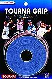 TOURNA Grip Overgrip Tennis Grip (Pack of 10 Grips), Blue