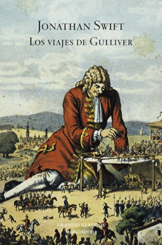 Los viajes de Gulliver GRANDES CLASICOS