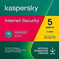 Kaspersky Internet Security 2021   5 Gerät   2 Jahre   PC/Mac/Mobile   Aktivierungscode per Email