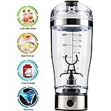 Elektrischer Eiweiß Shaker Protein Shaker Mixer Eiweißshaker Kreative Elektro Blender für Säfte Cocktails Kaffee Tee Eiweiss- und Diätpulver Cup
