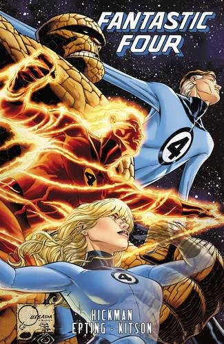 FANTASTIC FOUR BY JONATHAN HICKMAN 05