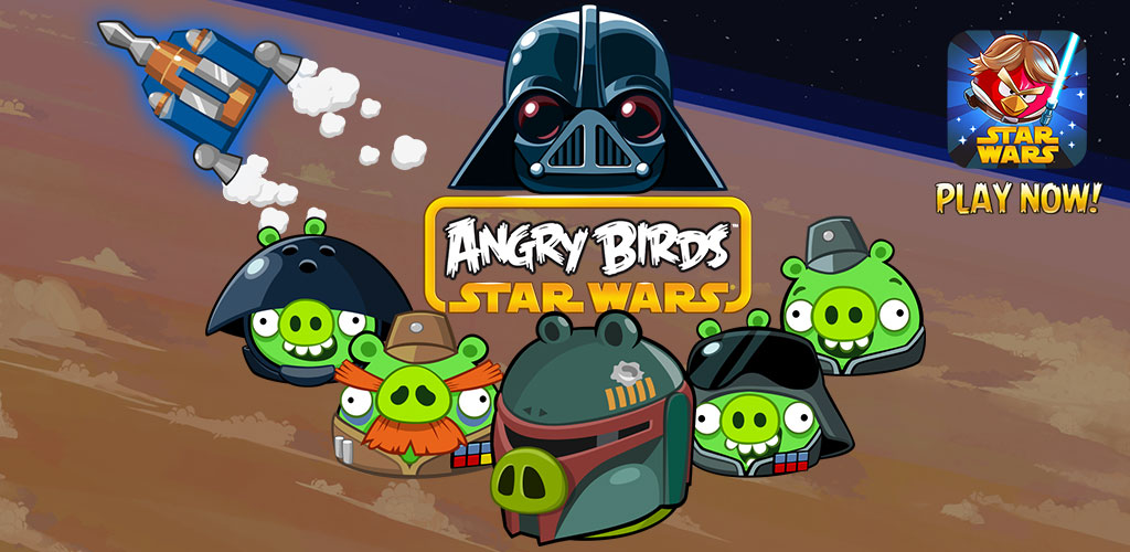 Image of Angry Birds Star Wars Premium HD (Kindle Tablet Edition)