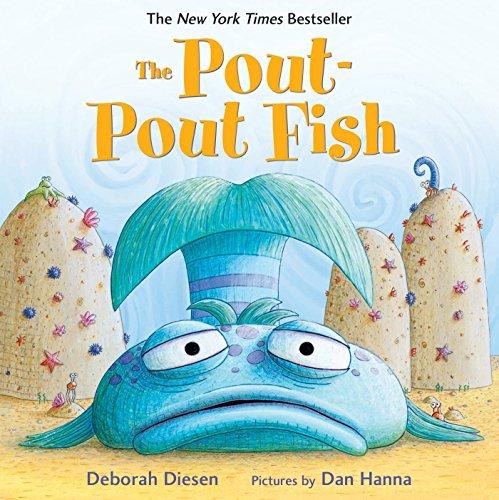 The Pout-Pout Fish por Deborah Diesen