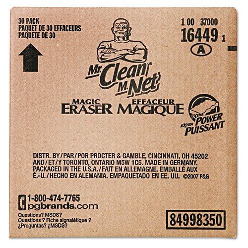 mr-clean-magic-eraser-extra-power-4-3-5-x-2-2-5-in-7-10-thick-white-30-sponges-per-case-by-mr-clean