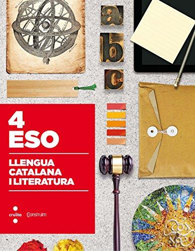 Llengua catalana i literatura 4 eso construïm