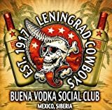 Songtexte von Leningrad Cowboys - Buena Vodka Social Club