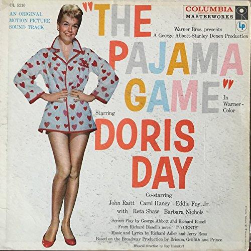 the pajama game (original motion picture sound track) 33 tours