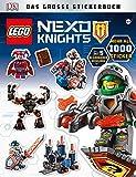 LEGO® NEXO KNIGHTS Das große Stickerbuch