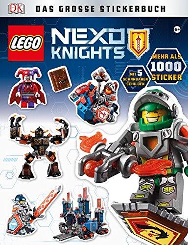 LEGO NEXO KNIGHTS Das große Stickerbuch