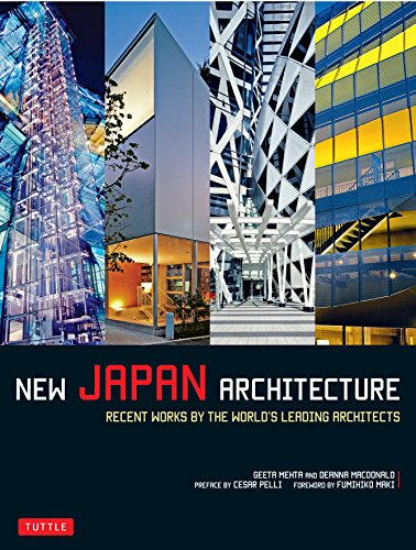 New Japan Architecture: Recent Works by the World's Leading Architects por Geeta K. Mehta