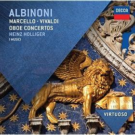 Albinoni: Concerto a 5 in D minor, Op.9, No.2 for Oboe, Strings, and Continuo - 2. Adagio