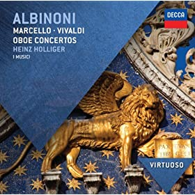 Albinoni: Concerto a 5 in F, Op.9, No.3 for 2 Oboes, Strings, and Continuo - 3. Allegro
