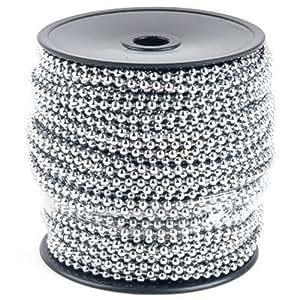 Edelstahlkette Kugelkette Edelstahl 2,4 mm Meterware